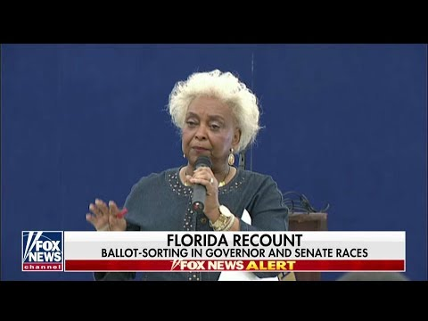 Ortagus: No 'Conspiracy,' Broward Elections Supervisor Is Just 'Totally Incompetent'