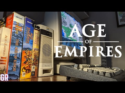Playing Age Of Empires I, II, And III On My Windows Xp Computer