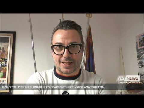12/12/2019 | PROFILO CLONATO DEL SINDACO SU TINDER...