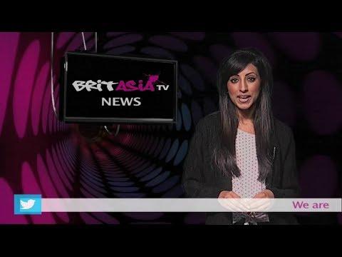 NEWS FLASH BRIT ASIA TV 60 SEC SHOWBIZ NEWS BY SELINA - 13TH FEB 2014