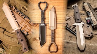 Top 10 Ultimate Tactical Knives for Self Defense 2021