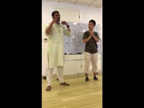 Medical Yoga Teacher's Training Course Shanghai www Imwellyoga com