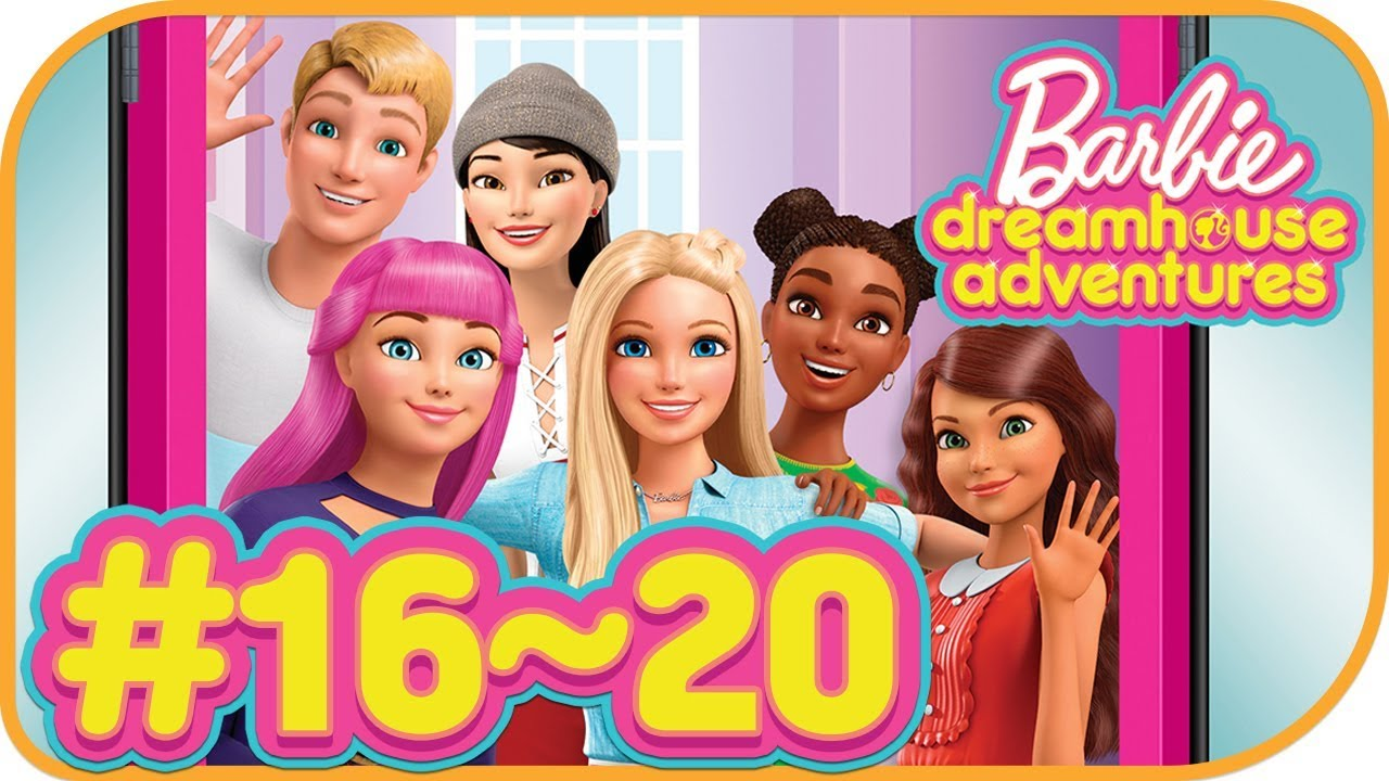 Download Barbie Dreamhouse Adventures #16~20   Budge Studios   Simulation game   Fun mobile Game   HayDay