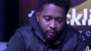 Zaytoven making a  beat live on stage (Tracklib & iStandard's Cookup in Atlanta)