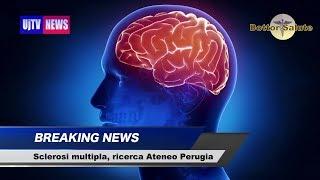 Sclerosi multipla, disfunzioni sinaptiche e cognitive, studio italiano a perugia video dottor salute