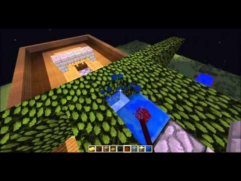 2 come costruire una villa bellissima su minecraft for Come costruire una villa