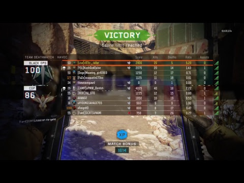 Bo3 Multiplyer  with NYC Gamer