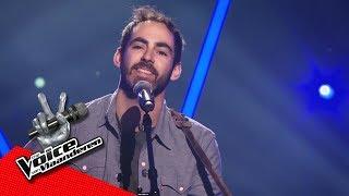Tars - 'Blood Bank' | Blind Auditions | The Voice Van Vlaanderen | VTM