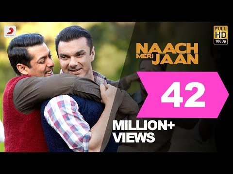Tubelight - Naach Meri Jaan | Salman Khan | Sohail Khan | Pritam | Latest Hit Song 2017 thumbnail