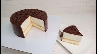 воздушный торт ПТИЧЬЕ МОЛОКО на АГАРЕ! Подробно все нюансы! Очень вкусный! от ТОРТЫ и КУЛИНАРИЯ