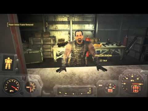 Fallout 4 (Feeding The Troops: Secure Settlement Crops At Sommerville Place) Charisma HD