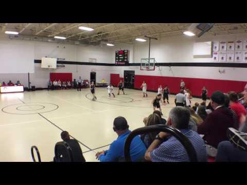 Olivia Eller's Basketball Highlights - The Burlington School Girls Basketball