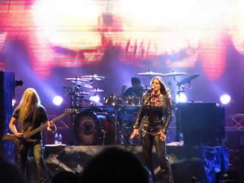Nightwish - Song of Myself Live @ Sotkamon Syke 20.7.2013