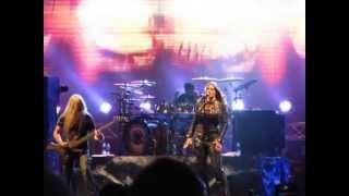 Nightwish - Song of Myself Live @ Sotkamon Syke 20.7.2013