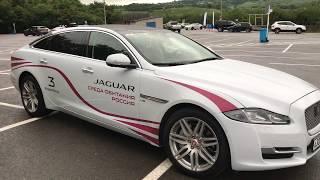 Ягуар XJ, 3л, 340 лс, полный привод. Шик для водителя, средне для пассажиров