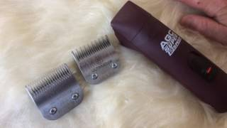 Review Andis Ultraedge Clipper Blade 5fc and 5