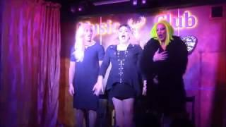 Lean On Me Gallina Port Des Bras & Dolly Pop & Carry On Werk 126 Desire Bar Tel Aviv 28 1 20