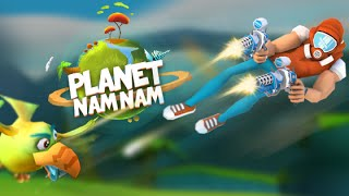 Planet Nam Nam Android GamePlay Trailer (1080p) [Game For Kids]