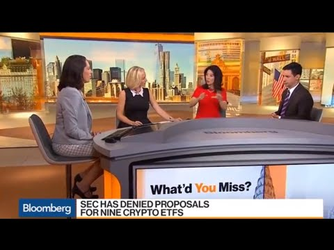 Bloomberg | Why Investors Won't See Bitcoin ETFs Any Time Soon | Finance and Crypto