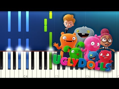 Why Don't We - Don't Change (Ugly Dolls) Piano Tutorial