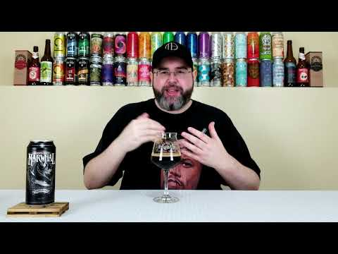 Barrel Aged Narwhal (Imperial Stout) (2019) | Sierra Nevada Brewing Co. | Beer Review | #832