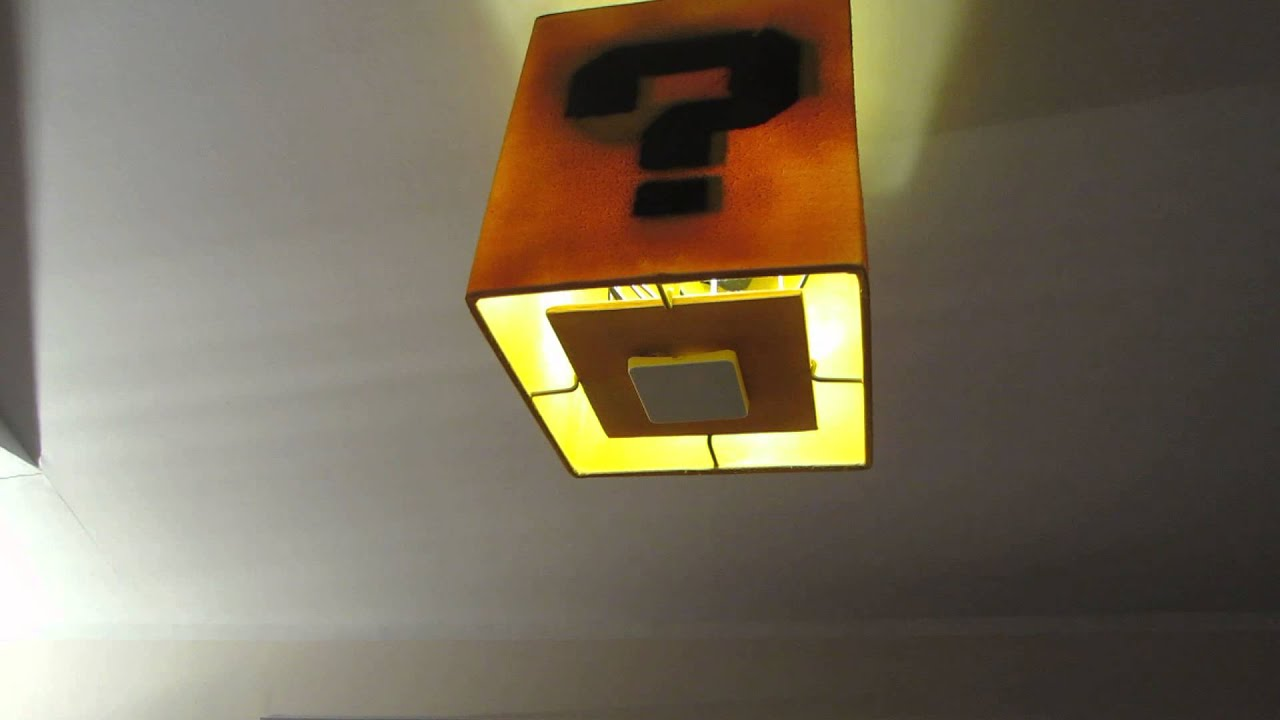 Super Mario Lamp + Coin Sound   YouTube