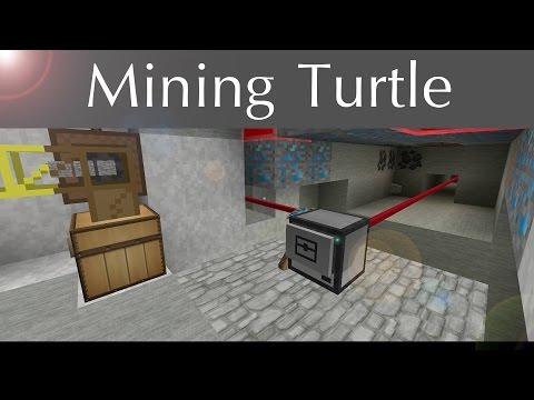 Minecraft Tutorial: Mining Turtle [Deutsch]