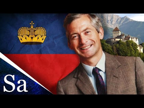 How did the Principality of Liechtenstein come into existence? (History of Liechtenstein)