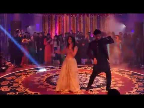 Hadia & Hadi Mehendi - Best Mehendi Dance Ever