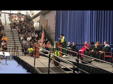 2018 Sehome High School Commencement Speech - Drake Kirby