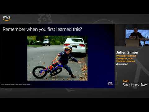AWS Builders' Day | An Introduction to Reinforcement Learning with Amazon SageMaker RL