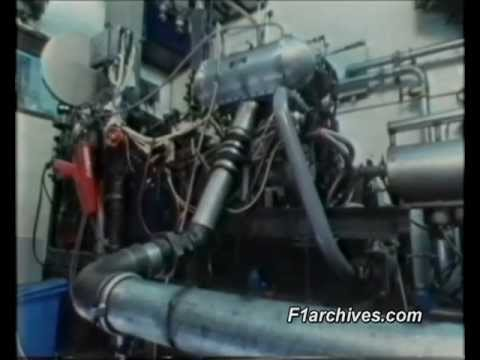 Turbo F1 engines - How they started, part 1