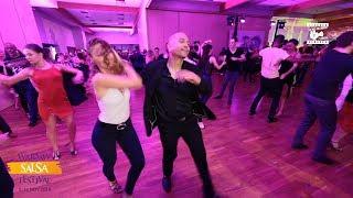 Tomas Guerrero & Julie - Salsa Social Dancing @ WARSAW SALSA FESTIVAL 2018