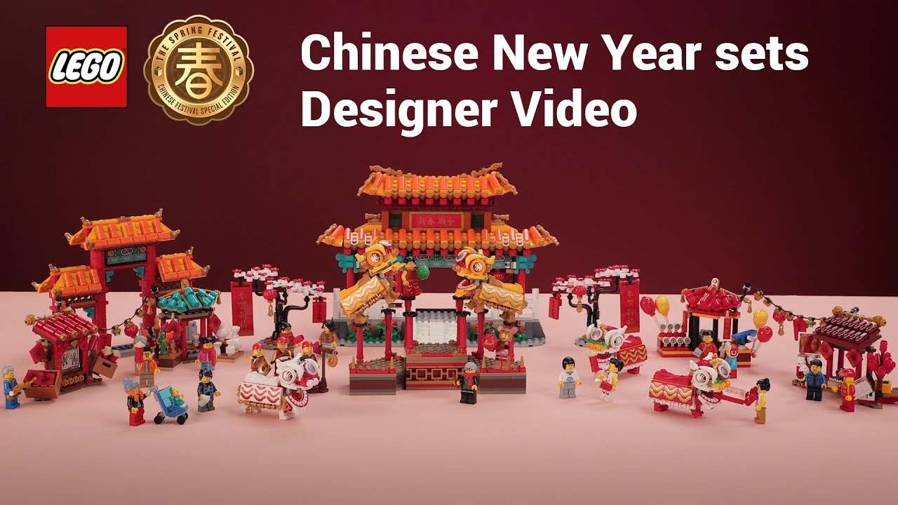 lego chinese new year 2020