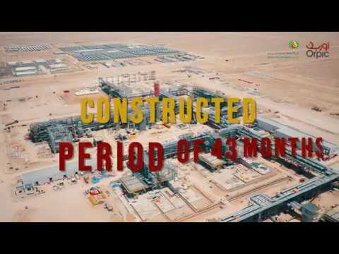 Construction Timelapse Video for Orpic Oman