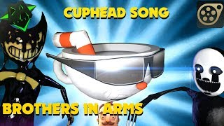 Скачать SFM Cuphead Song Brothers In Arms DAGames Original Music Version