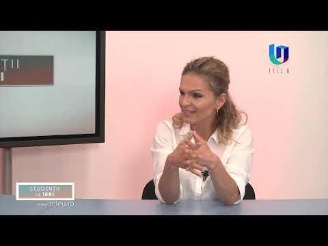 TeleU: Dragoș Drăgănescu la Studenții de ieri