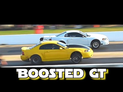 Boosted GT #StreetOutlaws