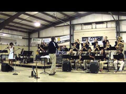 4 Why Don't You Do Right? - Glenelg High School Jazz Band