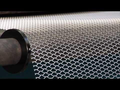 BENDER SP-1250扩展金属生产线
