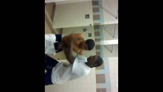 Kid nearly gets killed in a school fight Thumbnail