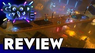 Good Game Review - Satellite Reign - TX: 22/09/2015
