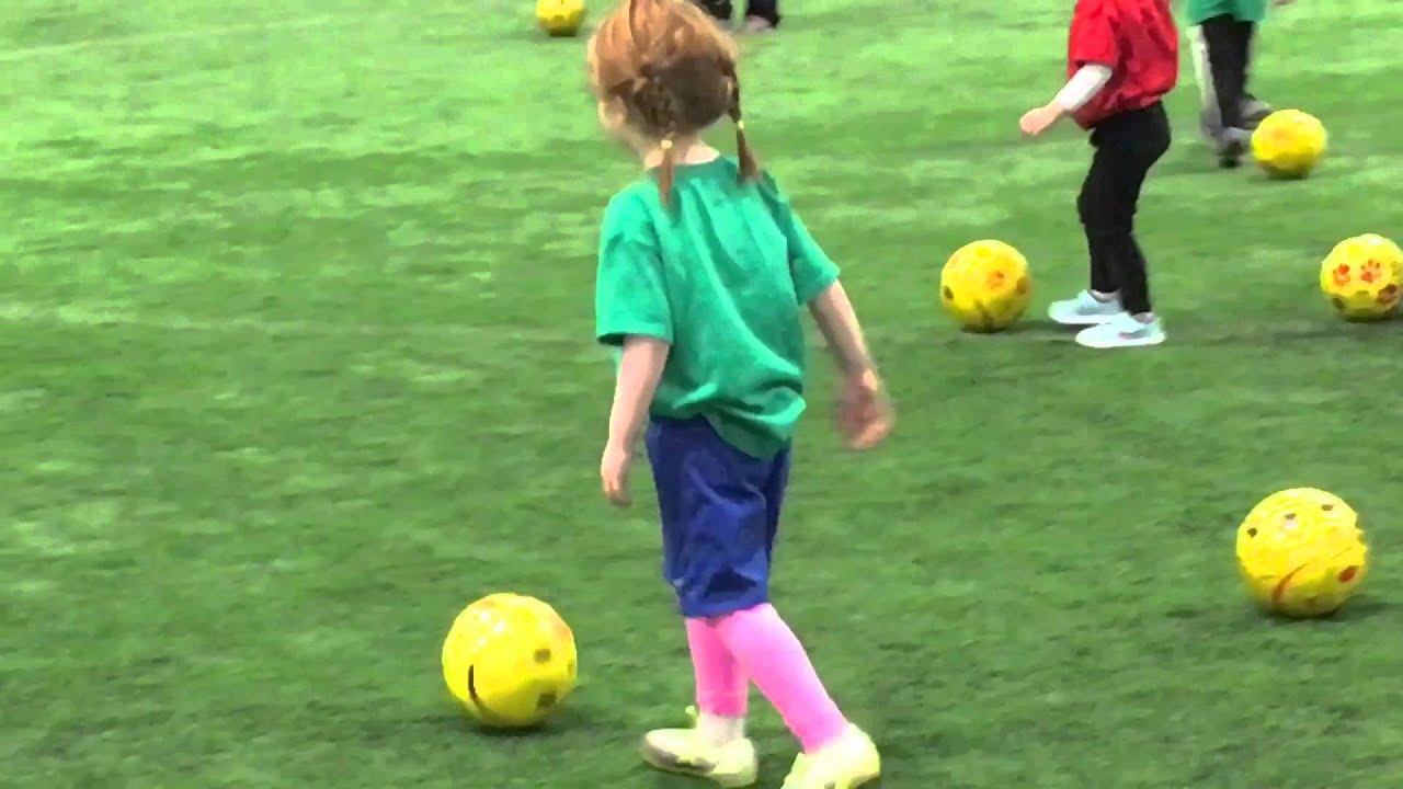 Fun Games for Soccer Practice for 3 & 4 Year Olds - Mamapedia™