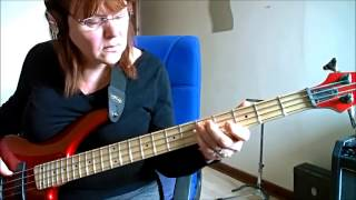 Lady Lynda Bass Cover