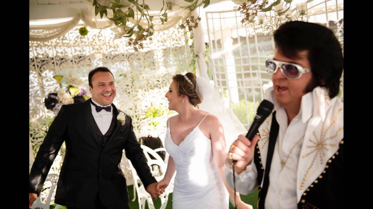 Casamento Wedding Las Vegas Elvis Little White Chapel Grand Canyon