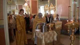 видео воскресная служба в православной церкви