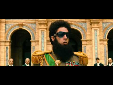 The Dictator (2012) - Funny Opening Scene