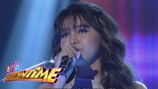 "It's Showtime: Marielle Montellano sings ""Only Hope"" on Tawag ng Tanghalan"