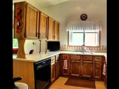 Kitchen bay window ideas - YouTube