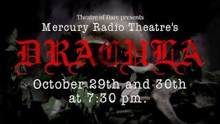Theatre of Dare Presents Dracula